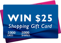 Win $25 Shopping Gift Card for Outlet Shopping