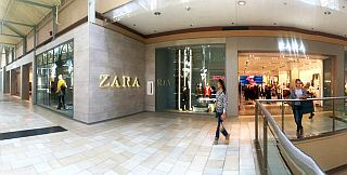zara newport mall outlets in new jersey. Black Bedroom Furniture Sets. Home Design Ideas